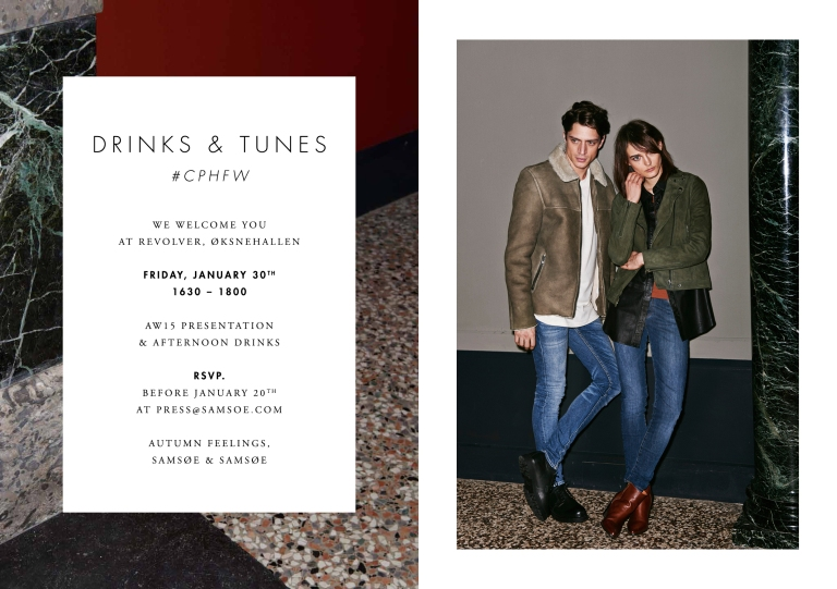 CPH FASHION WEEK 2015_drinks&tunes