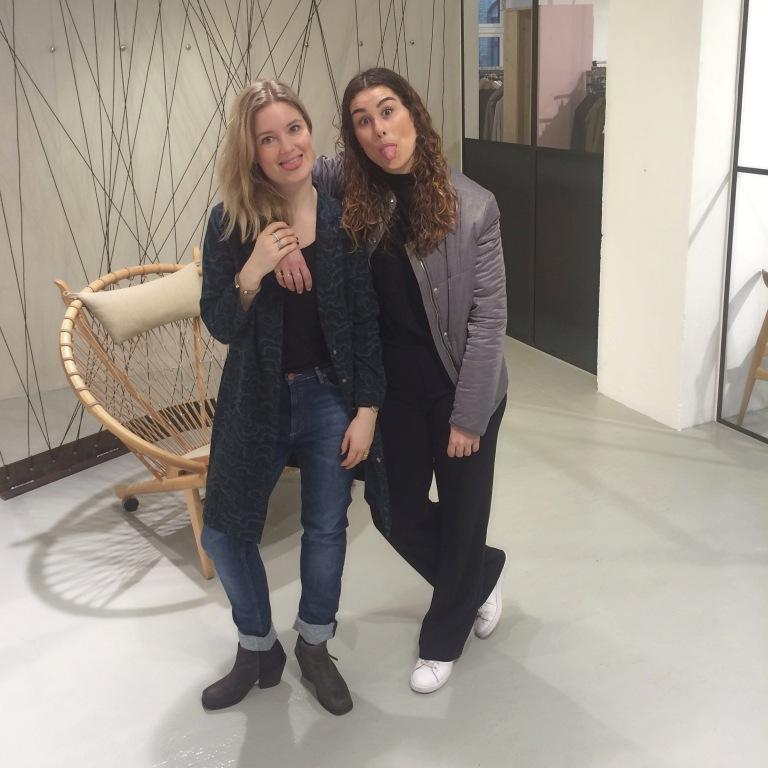 Marie & Anna