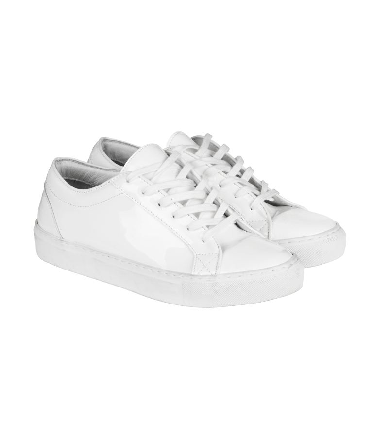 Papi low 6387 - White -1